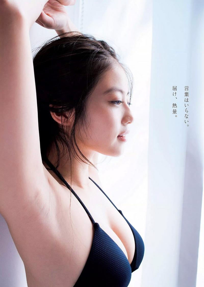 【今田美桜グラビア画像】「世界で最も美しい顔100人」にノミネートされた美人女優 10