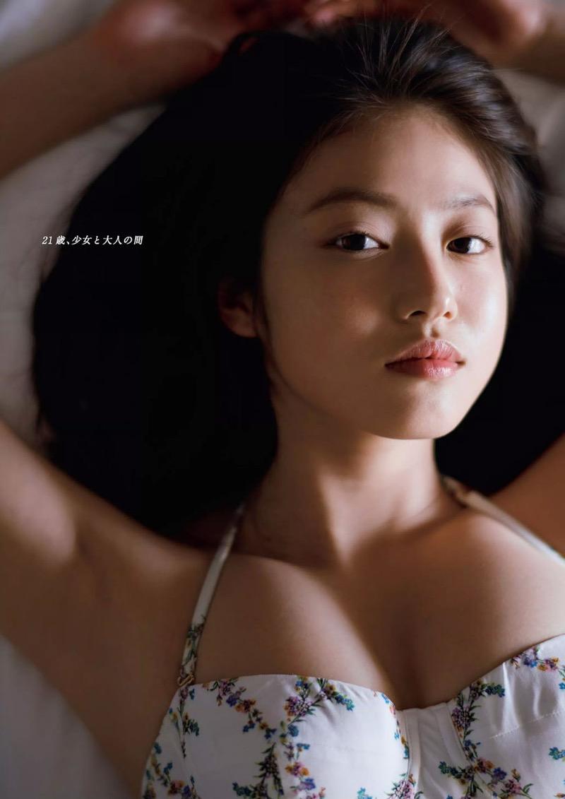 【今田美桜グラビア画像】「世界で最も美しい顔100人」にノミネートされた美人女優 28