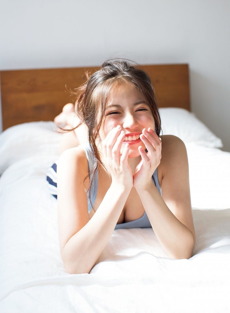 【今田美桜グラビア画像】「世界で最も美しい顔100人」にノミネートされた美人女優 54