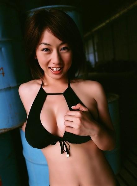 【たしろさやかグラビア画像】元ホリプロタレントのHカップおっぱい! 12