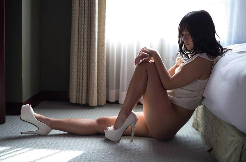 【西永彩奈エロ画像】25歳に見えないAカップ貧乳美少女グラドルが抜ける 17