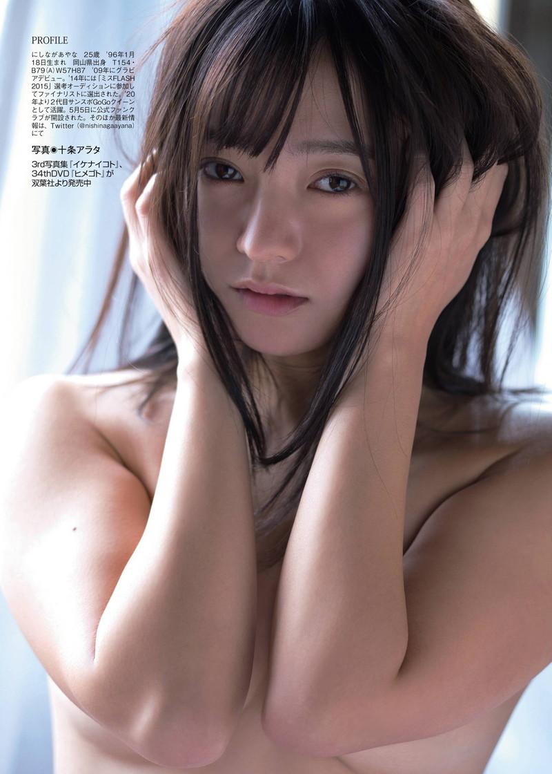 【西永彩奈エロ画像】25歳に見えないAカップ貧乳美少女グラドルが抜ける 19