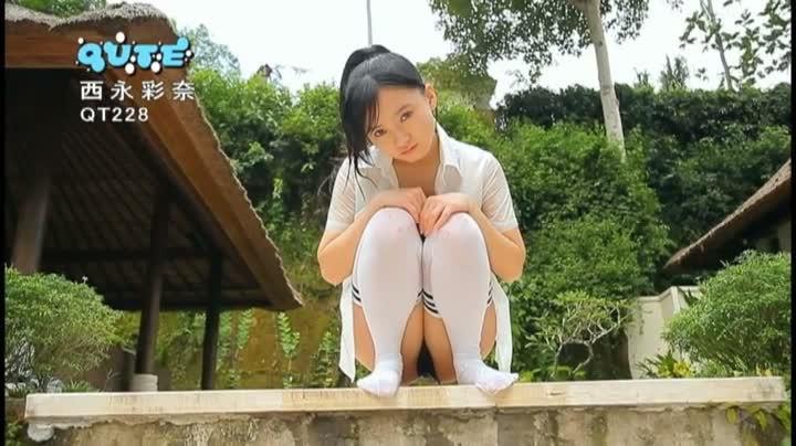 【西永彩奈エロ画像】25歳に見えないAカップ貧乳美少女グラドルが抜ける 63