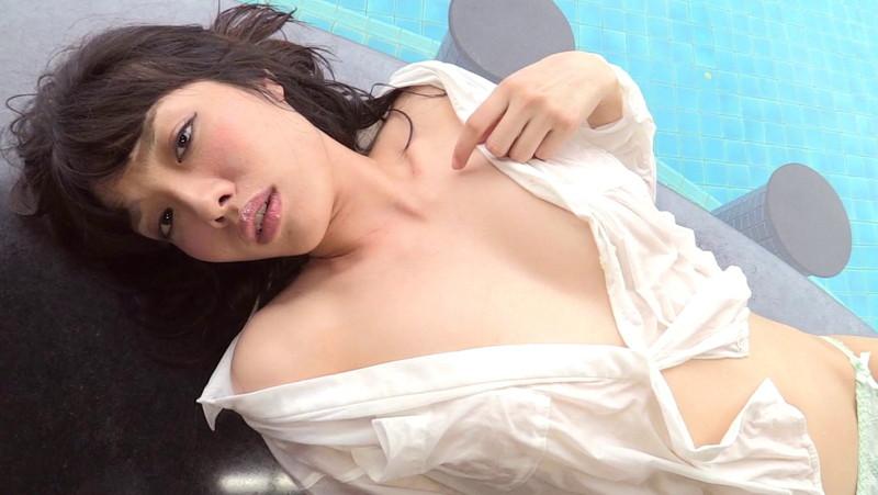 【今野杏南キャプ画像】Gカップ熟女グラドルが20歳代に撮ったイメージ 16