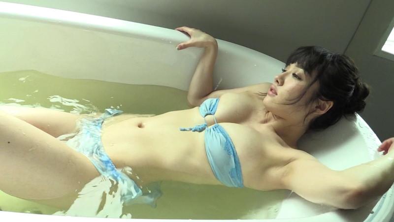 【今野杏南キャプ画像】Gカップ熟女グラドルが20歳代に撮ったイメージ 18
