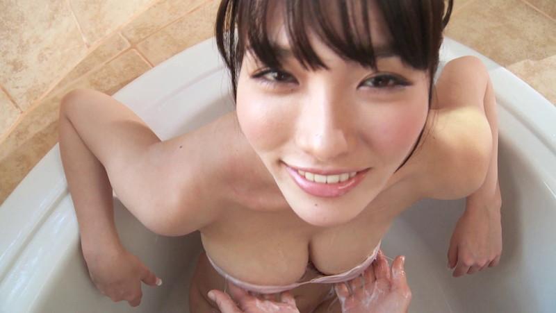 【今野杏南キャプ画像】Gカップ熟女グラドルが20歳代に撮ったイメージ 35