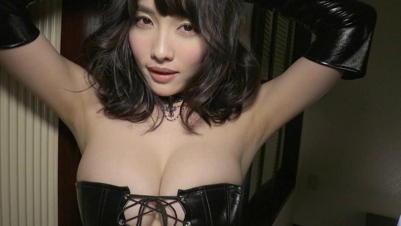 【今野杏南キャプ画像】Gカップ熟女グラドルが20歳代に撮ったイメージ 63