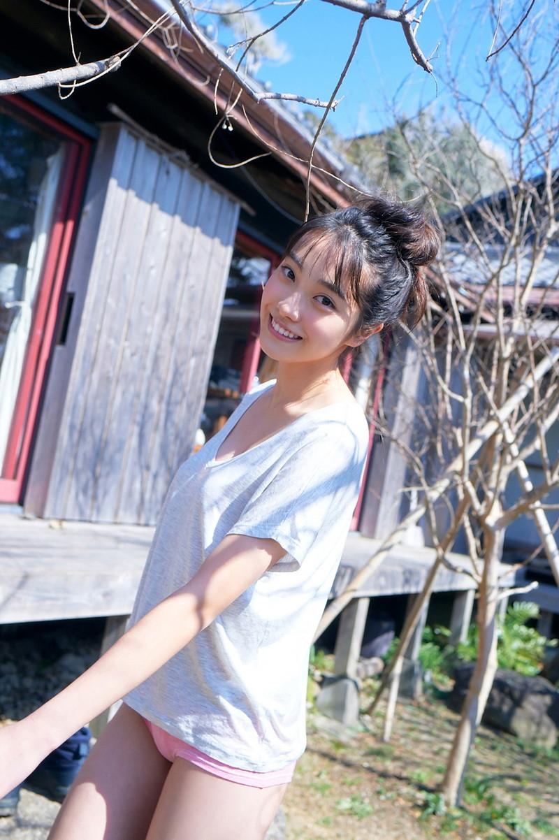 【福田ルミカエロ画像】ビキニ水着姿を初披露した美少女がマジ可愛い! 11