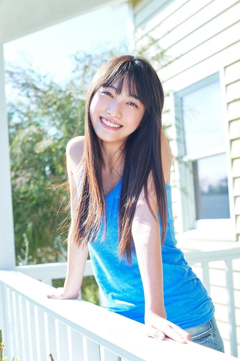 【福田ルミカエロ画像】ビキニ水着姿を初披露した美少女がマジ可愛い! 15