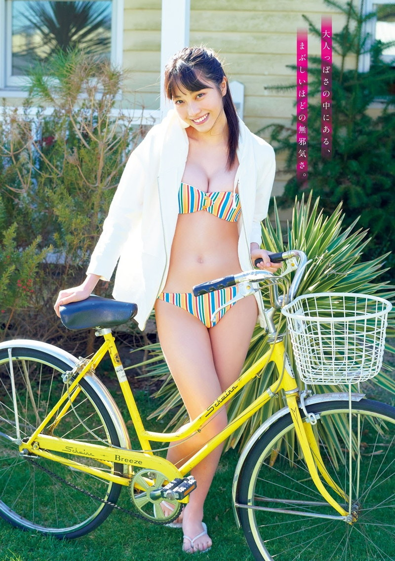 【福田ルミカエロ画像】ビキニ水着姿を初披露した美少女がマジ可愛い! 27