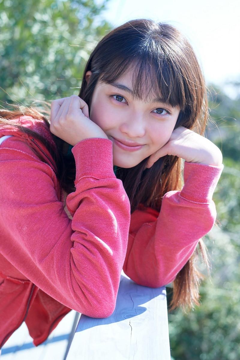 【福田ルミカエロ画像】ビキニ水着姿を初披露した美少女がマジ可愛い! 31