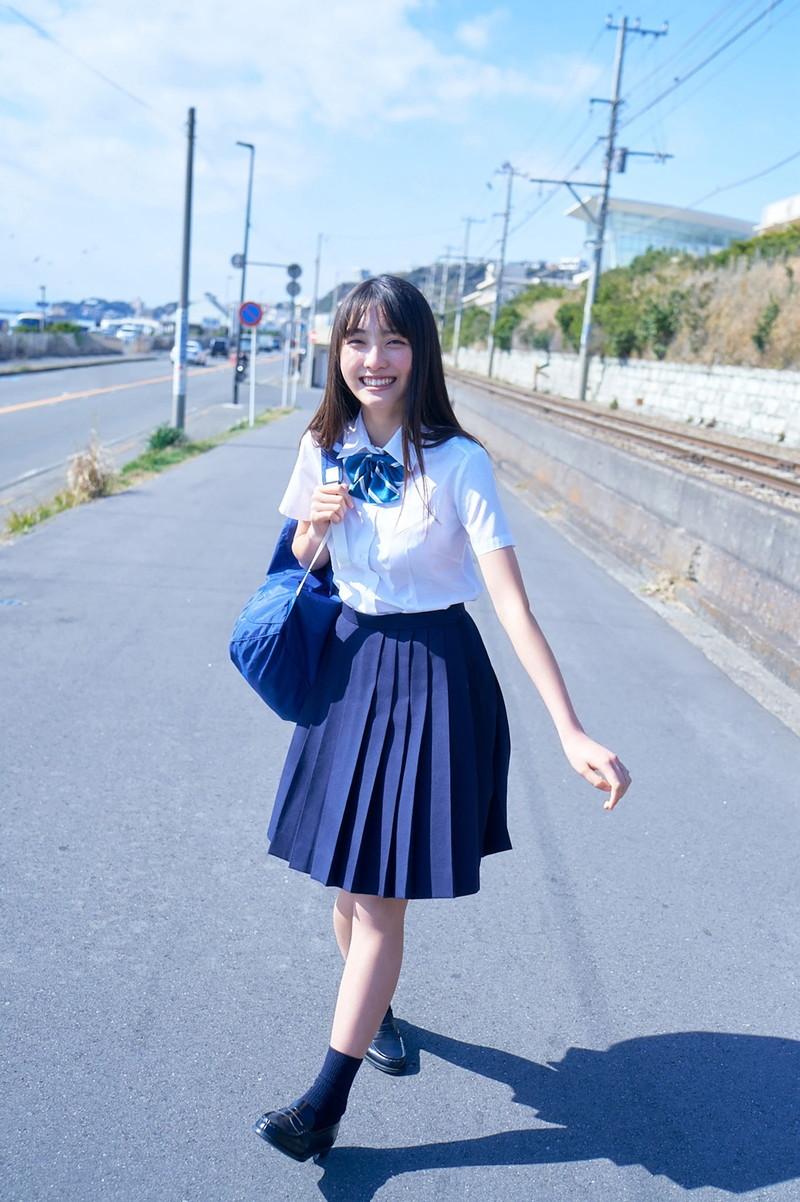 【福田ルミカエロ画像】ビキニ水着姿を初披露した美少女がマジ可愛い! 35