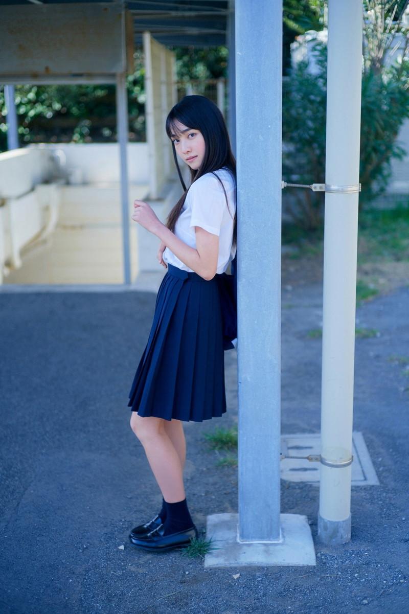 【福田ルミカエロ画像】ビキニ水着姿を初披露した美少女がマジ可愛い! 37