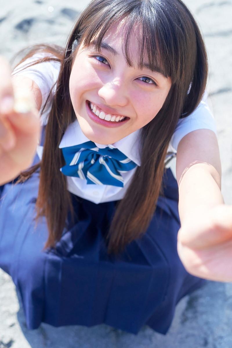 【福田ルミカエロ画像】ビキニ水着姿を初披露した美少女がマジ可愛い! 44