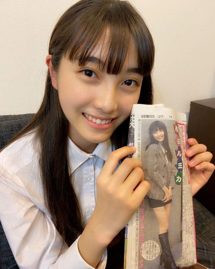 【福田ルミカエロ画像】ビキニ水着姿を初披露した美少女がマジ可愛い! 62