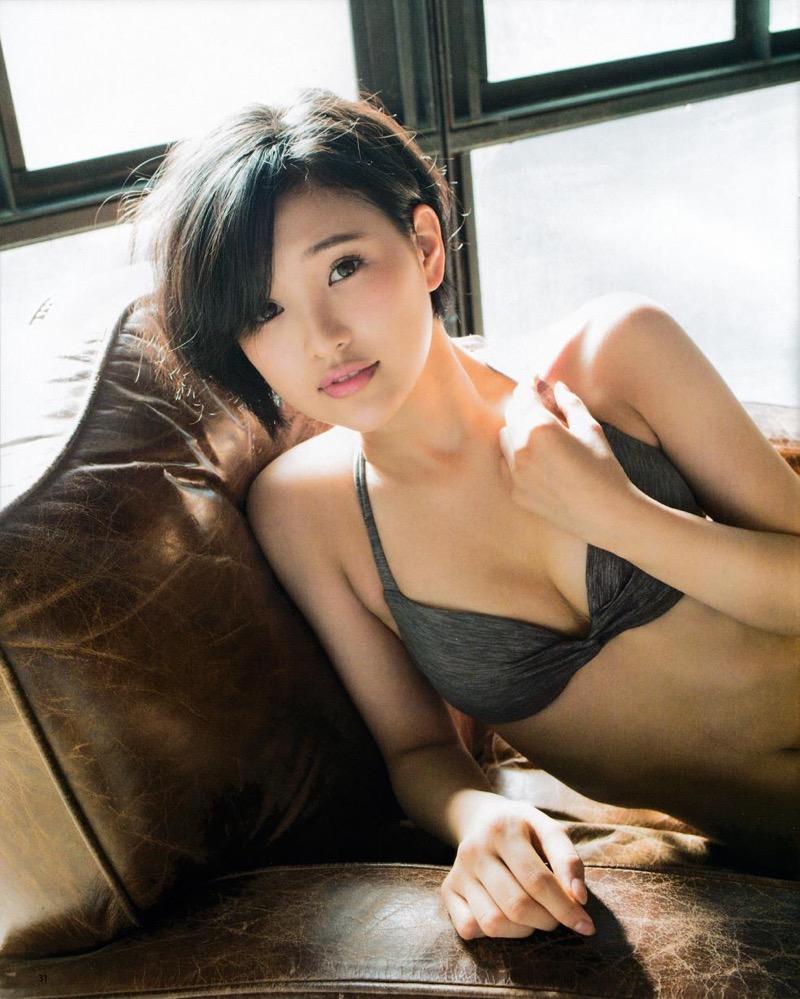 【兒玉遥グラビア画像】長期休養しているHKT48所属アイドルの近況報告が聞けた!? 17