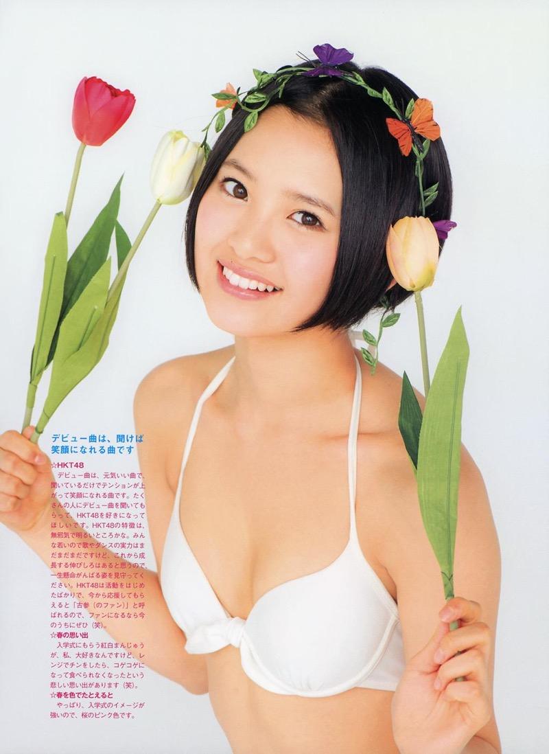【兒玉遥グラビア画像】長期休養しているHKT48所属アイドルの近況報告が聞けた!? 66