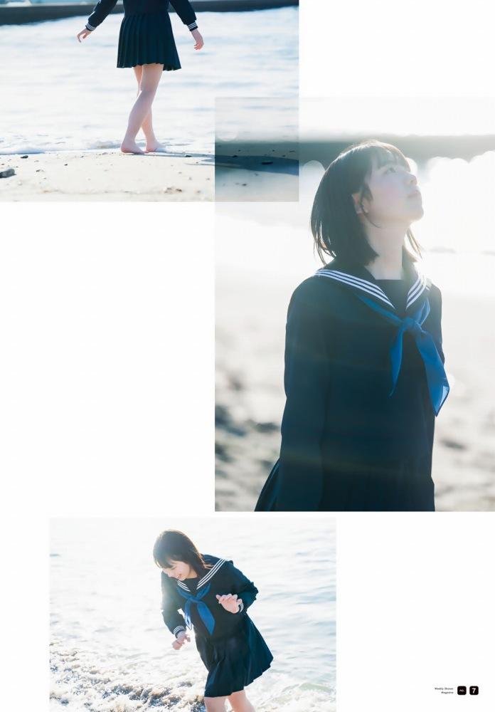 【菊池姫奈グラビア画像】素朴な感じの美少女感が可愛らしい現役女子校生 05