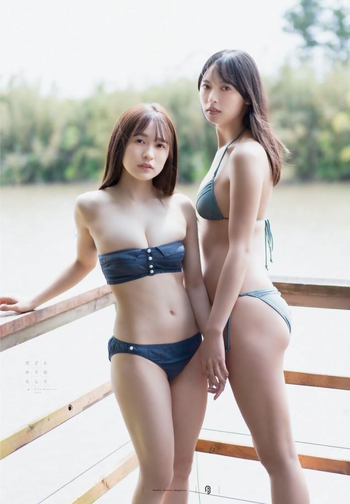 【早川渚紗グラビア画像】スリーサイズ以上におっぱいが大きく見える! 07