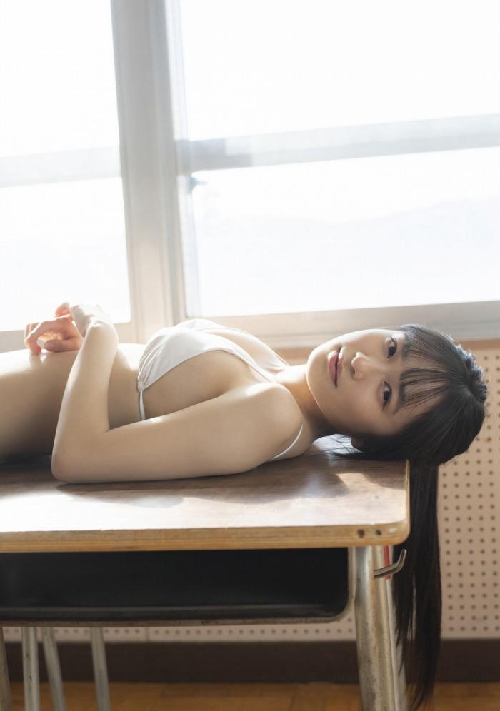 【早川渚紗グラビア画像】スリーサイズ以上におっぱいが大きく見える! 63
