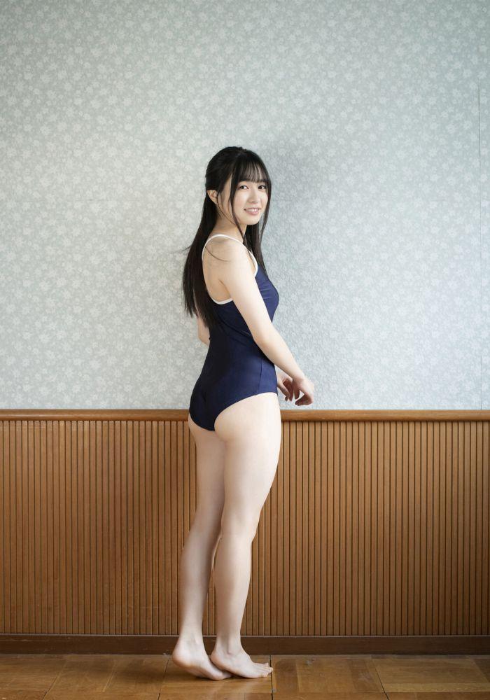 【早川渚紗グラビア画像】スリーサイズ以上におっぱいが大きく見える! 68