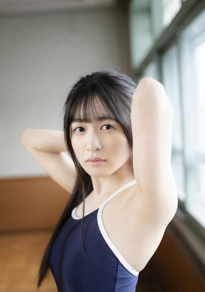 【早川渚紗グラビア画像】スリーサイズ以上におっぱいが大きく見える! 72