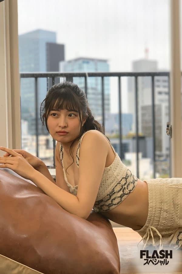 【行天優莉奈グラビア画像】21歳で既に色気があるアイドルのビキニ姿がエロい 14