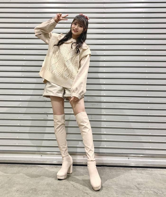 【行天優莉奈グラビア画像】21歳で既に色気があるアイドルのビキニ姿がエロい 43