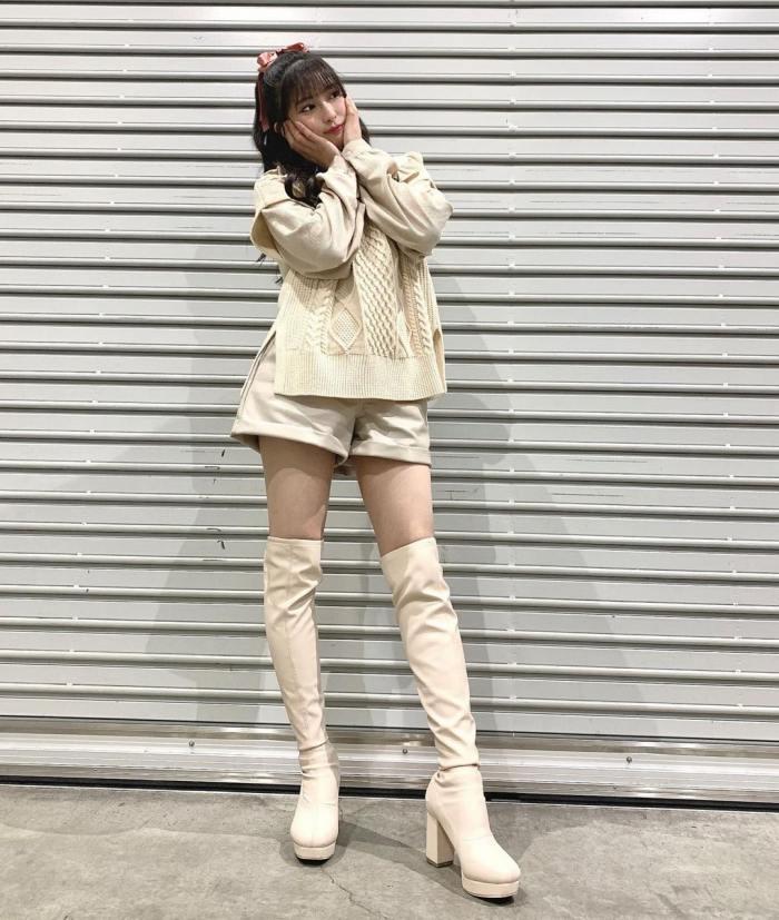 【行天優莉奈グラビア画像】21歳で既に色気があるアイドルのビキニ姿がエロい 44