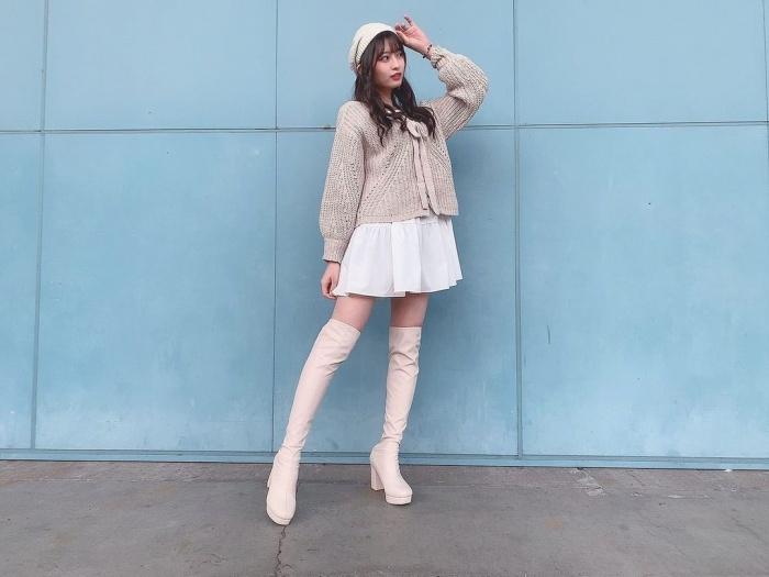 【行天優莉奈グラビア画像】21歳で既に色気があるアイドルのビキニ姿がエロい 73