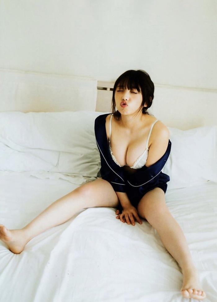 【与田祐希グラビア画像】モデルもやってる美人アイドルのビキニと下着姿 21