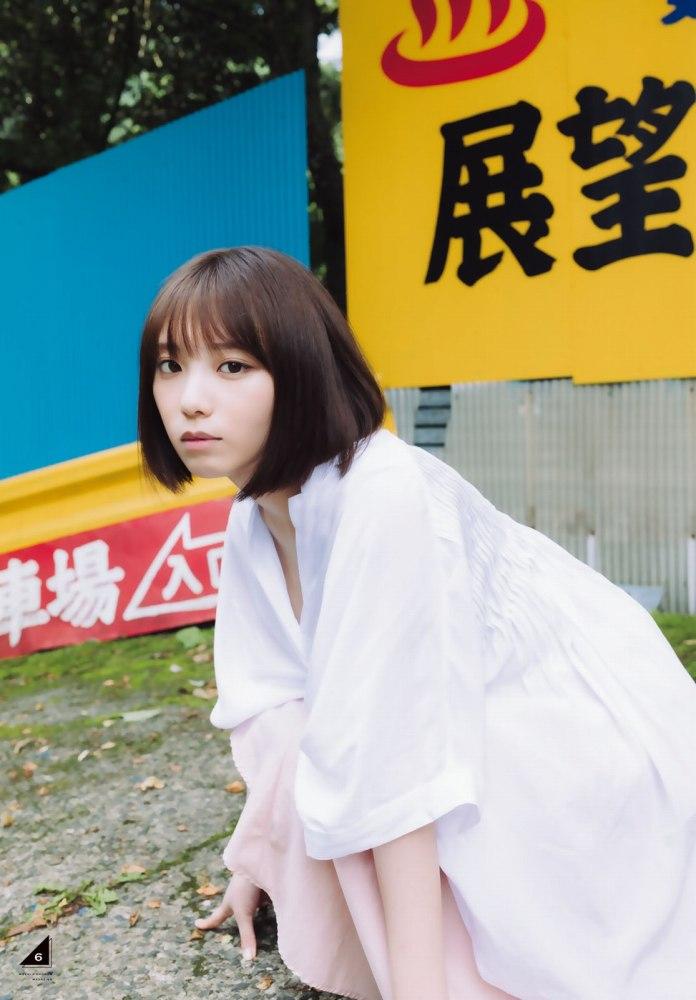 【与田祐希グラビア画像】モデルもやってる美人アイドルのビキニと下着姿 40