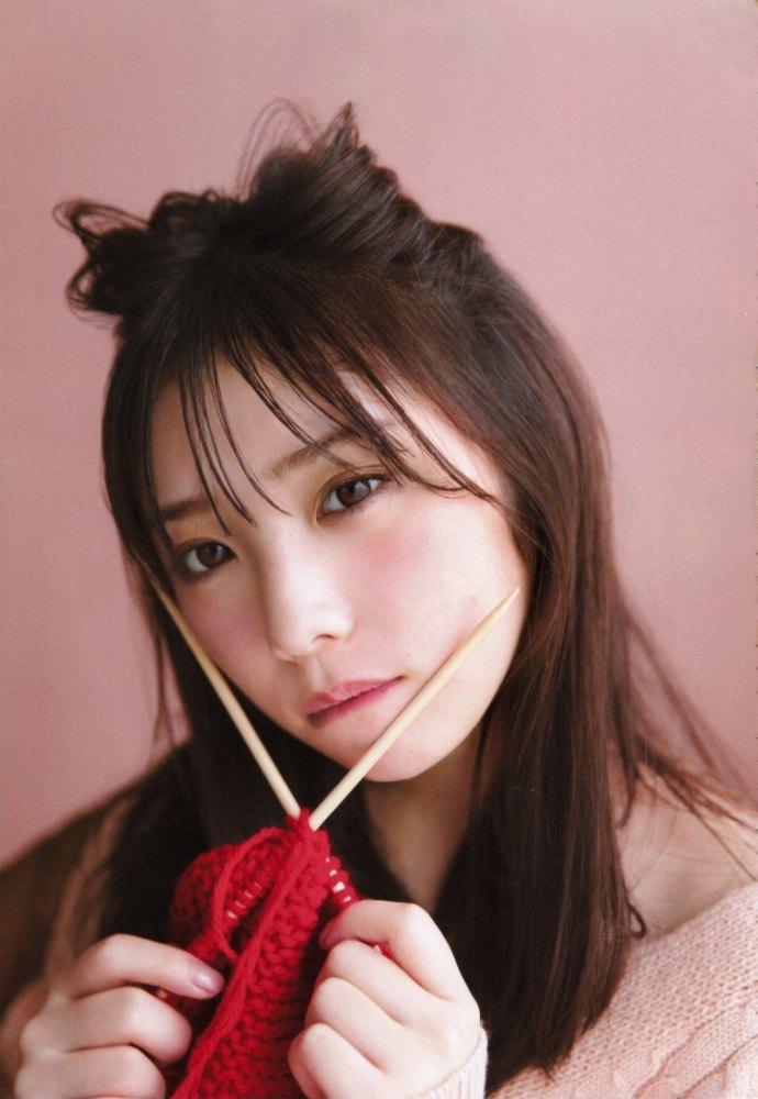 【与田祐希グラビア画像】モデルもやってる美人アイドルのビキニと下着姿 42