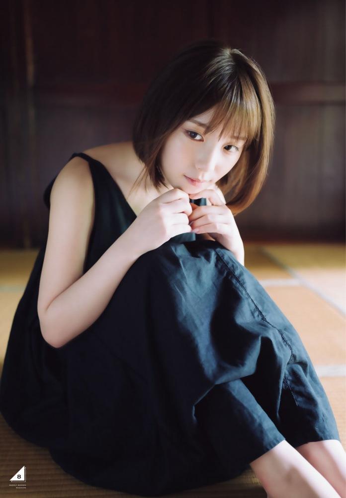 【与田祐希グラビア画像】モデルもやってる美人アイドルのビキニと下着姿 47