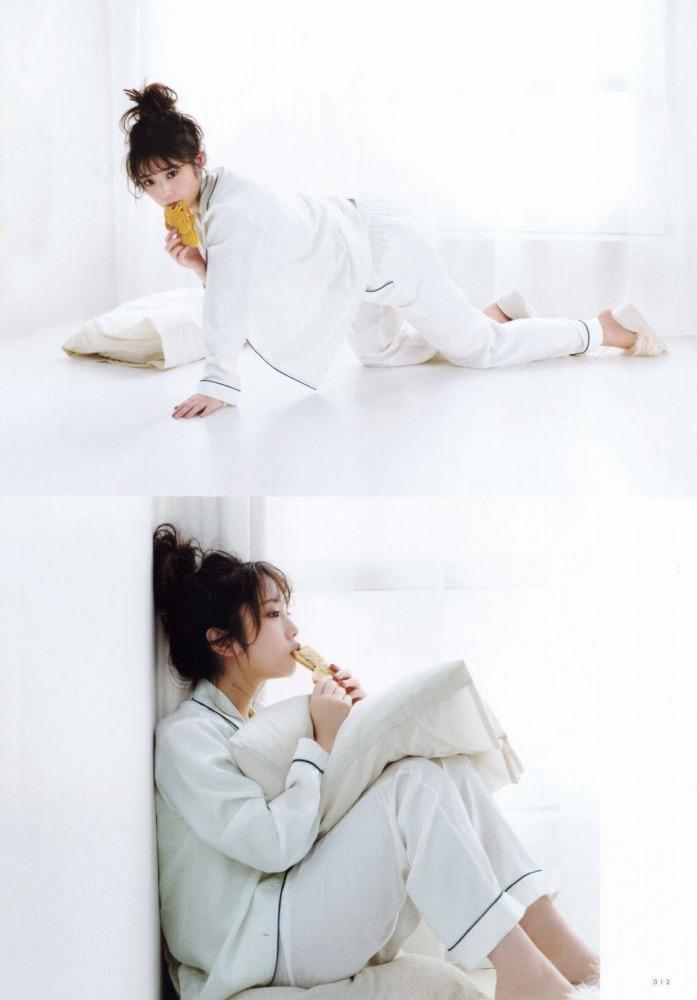 【与田祐希グラビア画像】モデルもやってる美人アイドルのビキニと下着姿 57