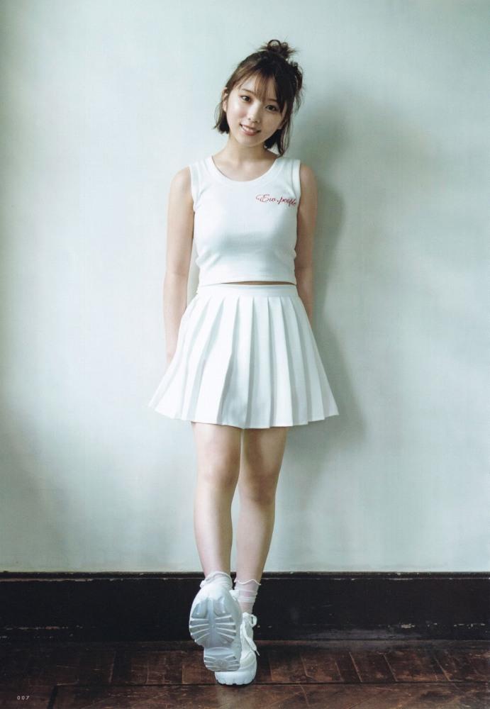 【与田祐希グラビア画像】モデルもやってる美人アイドルのビキニと下着姿 59