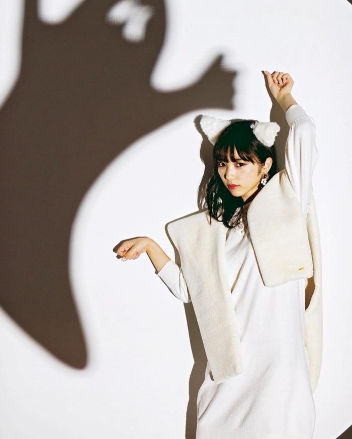 【与田祐希グラビア画像】モデルもやってる美人アイドルのビキニと下着姿 62