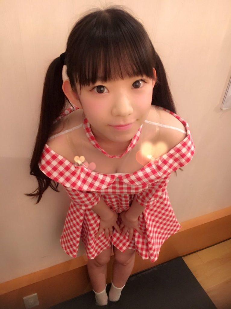 【長澤茉里奈エロ画像】幼く見え過ぎてお酒が変えない合法ロリ巨乳グラドル 60