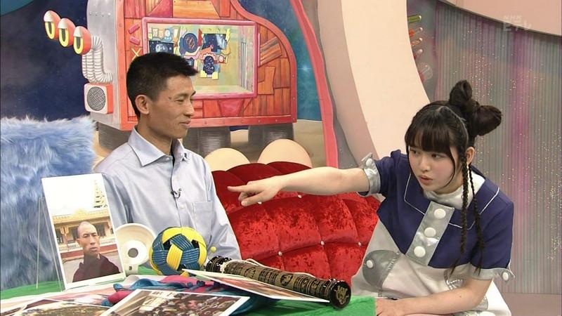 【鎮西寿々歌お宝画像】Eテレでずっとレギュラーやってる元子役のお姉さん 09