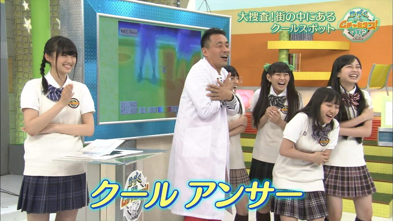 【アイドルお宝画像】たこやきレインボーという変な名前のアイドルグループw 27