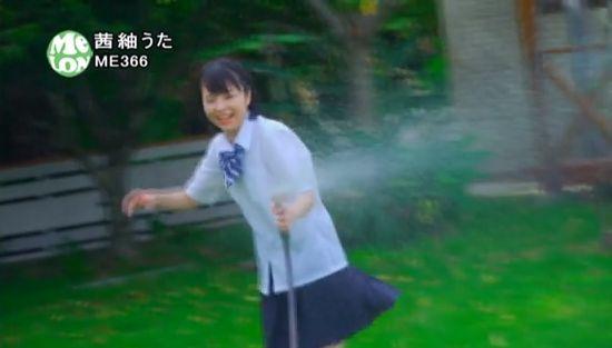 【茜紬うたエロ画像】アイドルグループのリーダーがグラドルデビュー!? 05