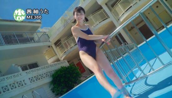 【茜紬うたエロ画像】アイドルグループのリーダーがグラドルデビュー!? 09