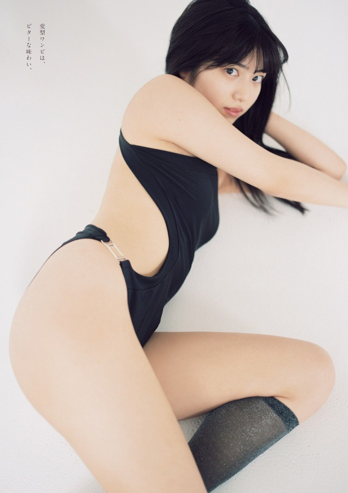 【吉田莉桜グラビア画像】専属モデルの可愛くてちょいエロなビキニ姿 62