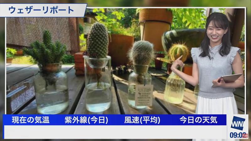 【女子アナキャプ画像】お天気お姉さんのニットおっぱい! 49