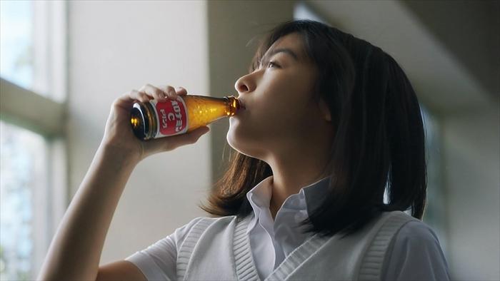 【森七菜キャプ画像】なんかこの女優って食レポばっかりしてるなw 21
