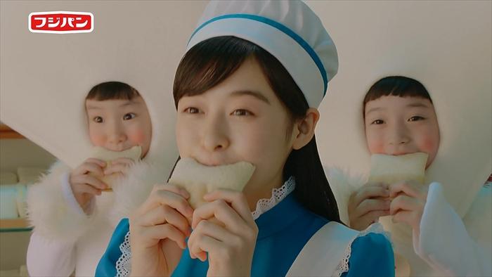 【森七菜キャプ画像】なんかこの女優って食レポばっかりしてるなw 30