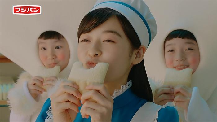 【森七菜キャプ画像】なんかこの女優って食レポばっかりしてるなw 31