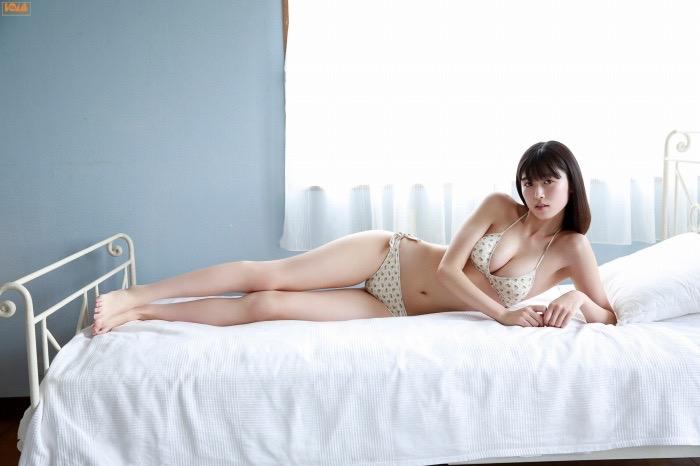 【北向珠夕グラビア画像】バレーボールで培ったスレンダー長身ボディがエロい美女! 26