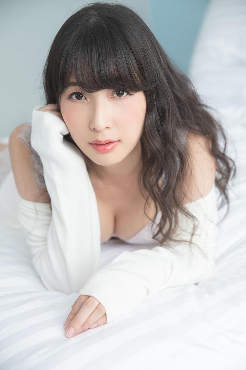 【川崎あやグラビア画像】くびれ腰に巨尻のボディラインがめちゃくちゃエロいハイレグ美女 40