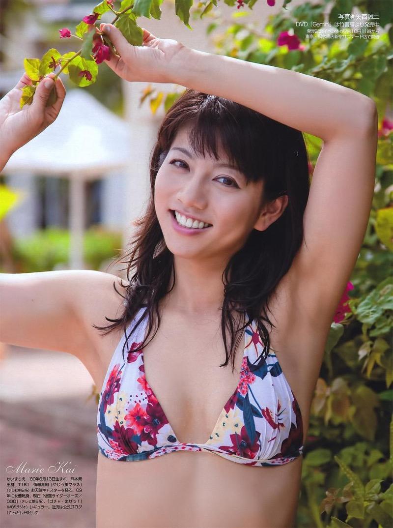 【甲斐まり恵グラビア画像】色気が滲み出ているセクシーな三十路女優のエロ画像 66
